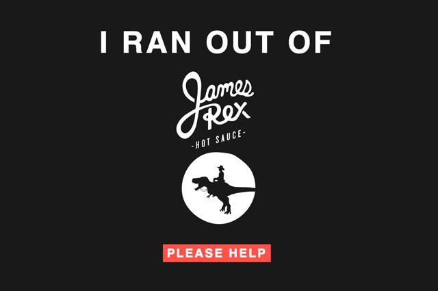 James Rex Hot Sauce