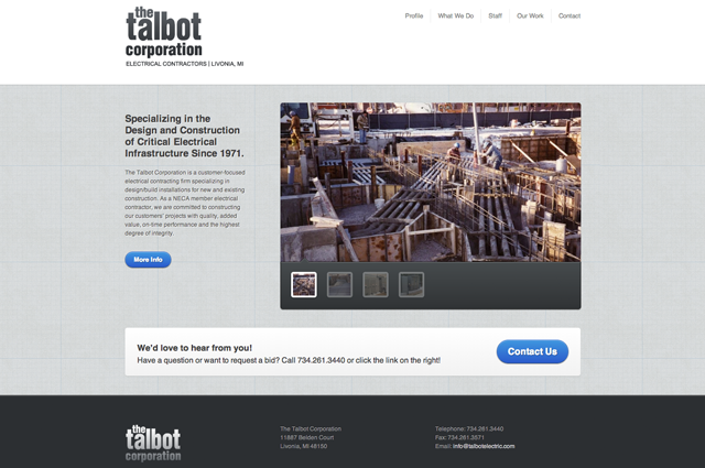 The Talbot Corporation